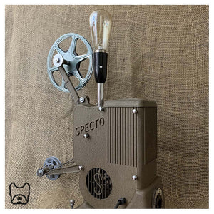 SPECTO Projector Lamp Khaki Grey