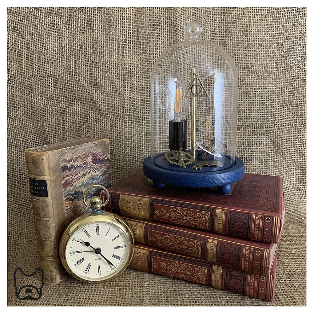 Harry Potter Inspired Dome Desk Lamp