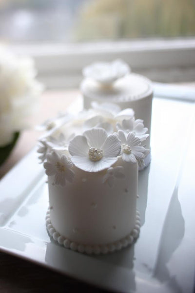 Little wedding cakes