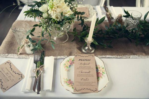 Table decor ideas for weddings