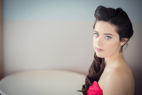 Top 5 tips for beautiful bridal hair from Katie Simpson