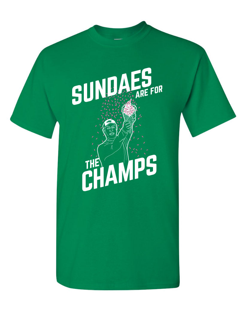 Sundaes Are For The Champs - EAGLES