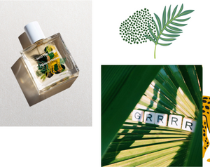 Eau de parfum Into the wild