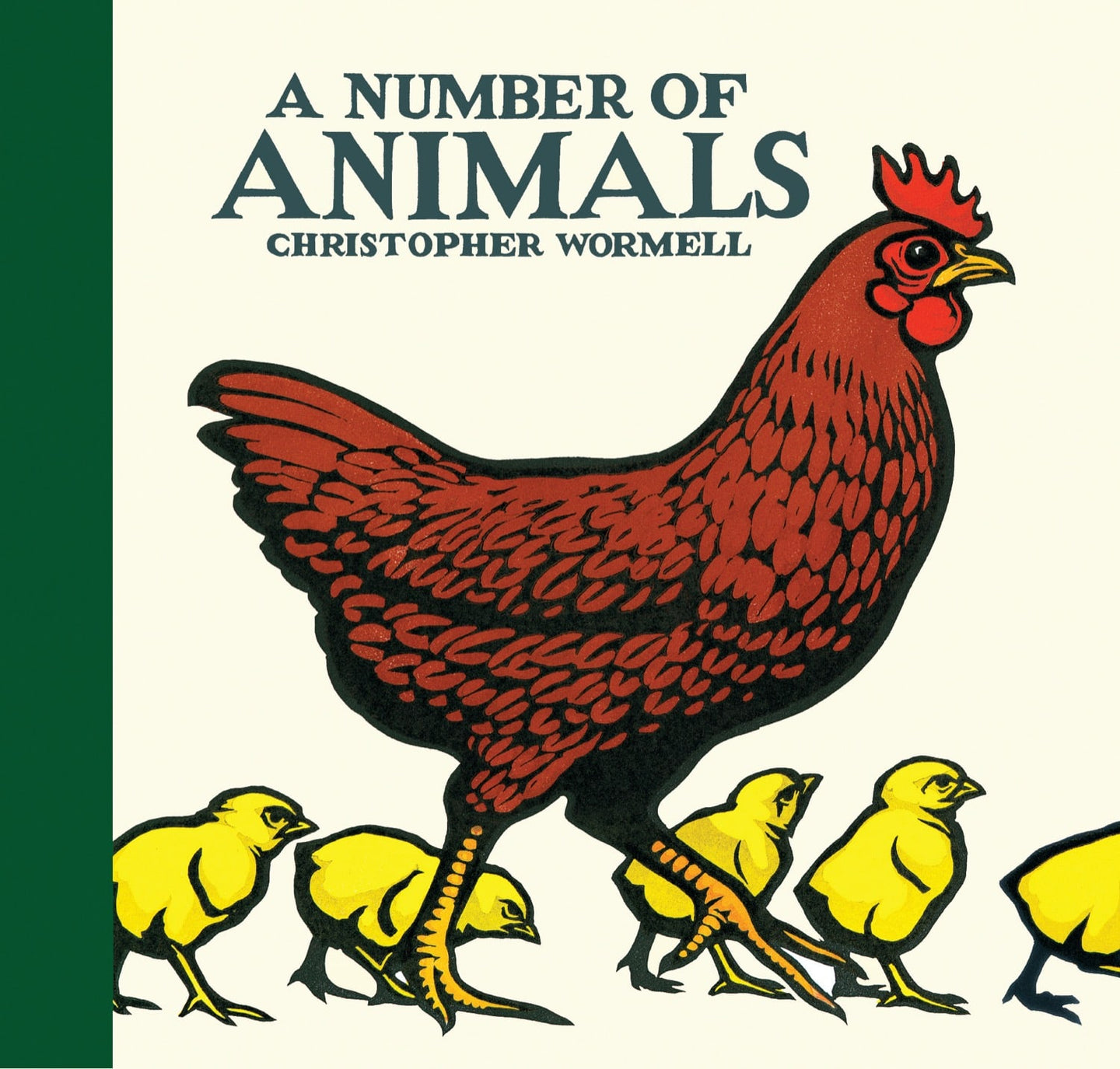 Number of Animals, A