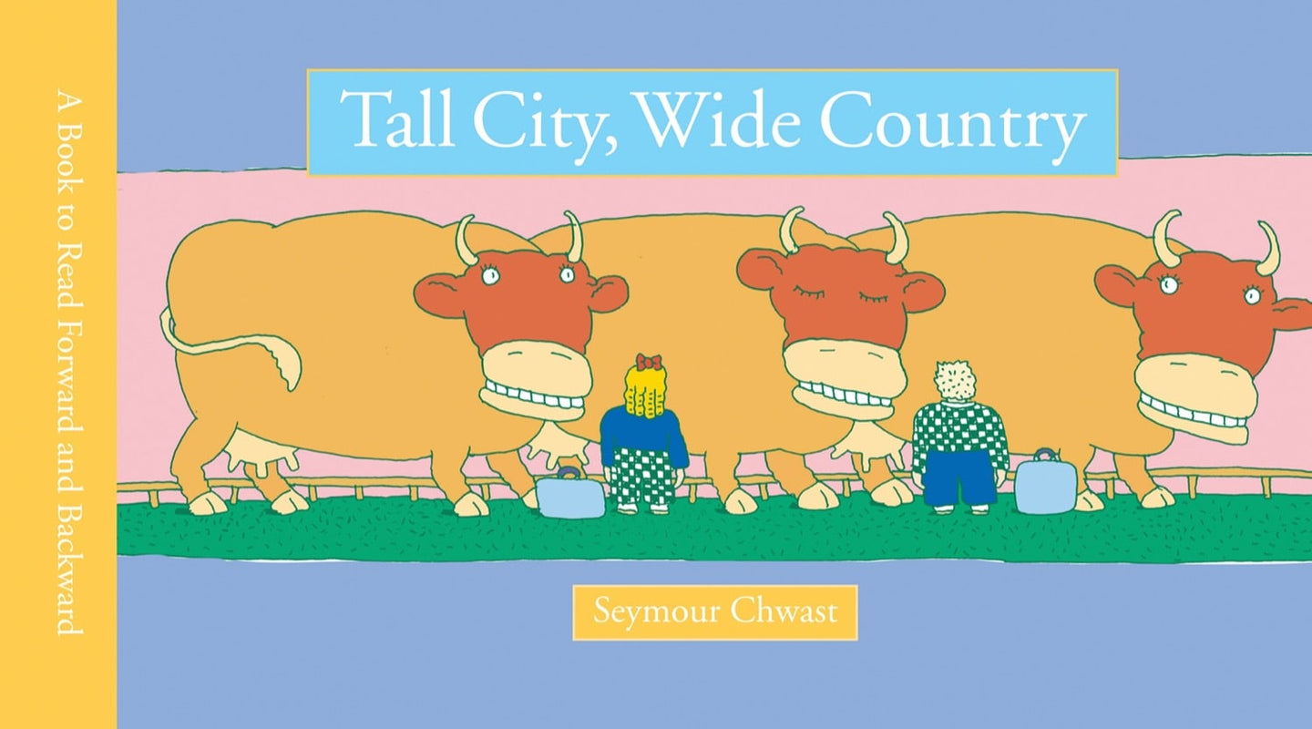 Tall City, Wide Country