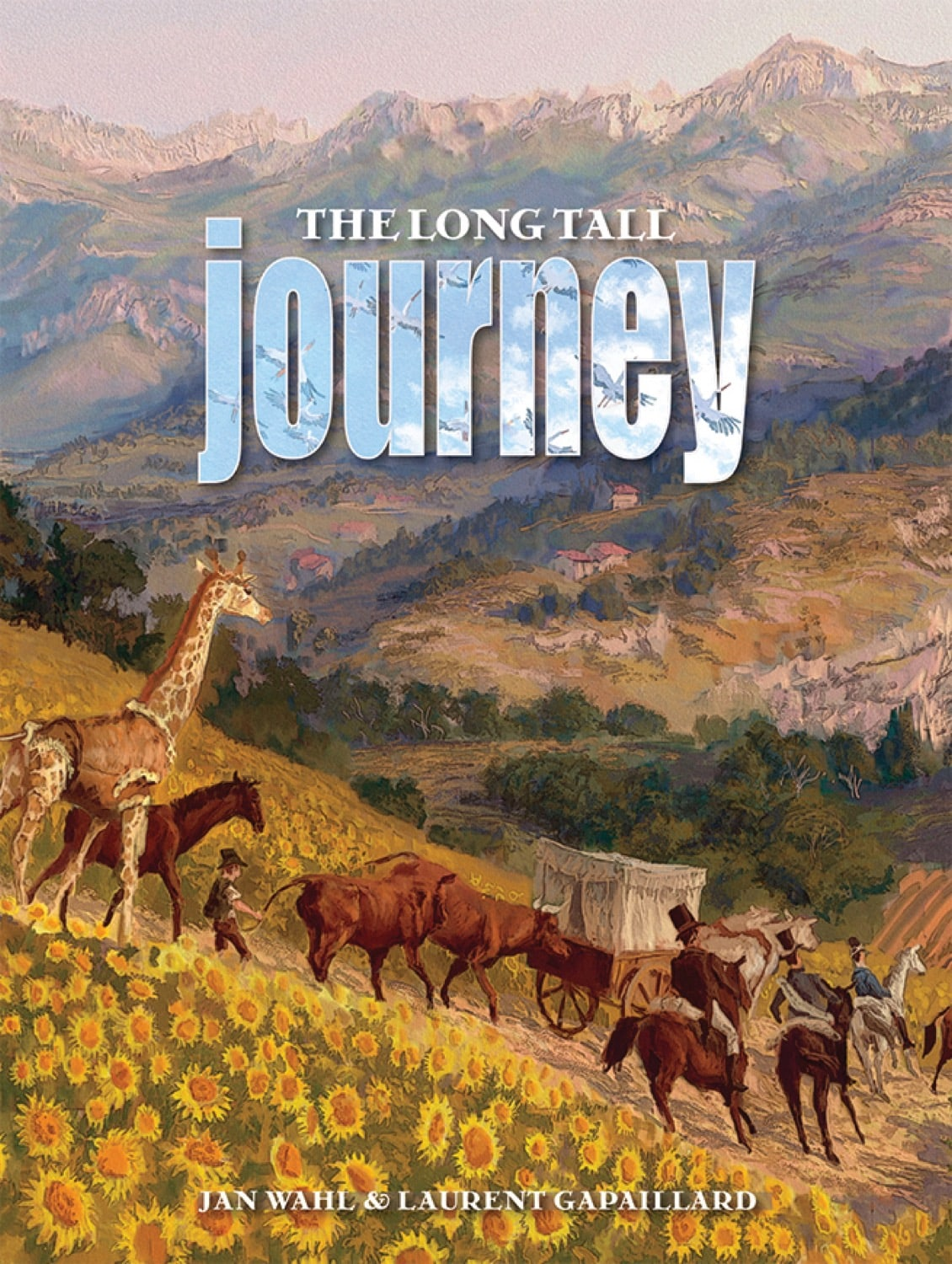 Long Tall Journey, The