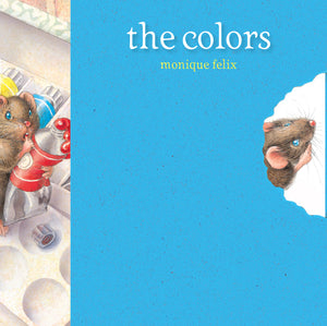 Mouse Books: The Colors