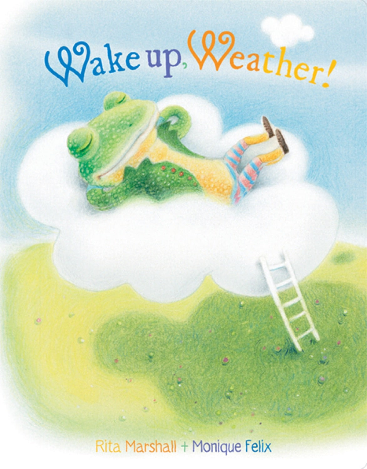 Wake up, Weather!