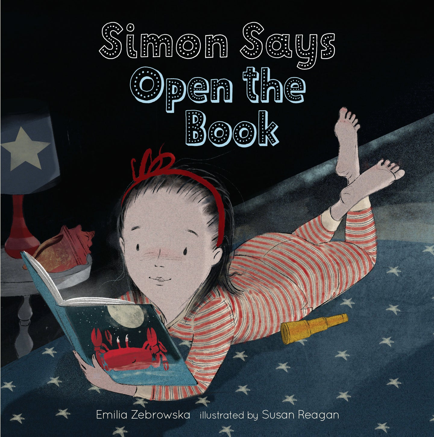 Simon Says Open the Book