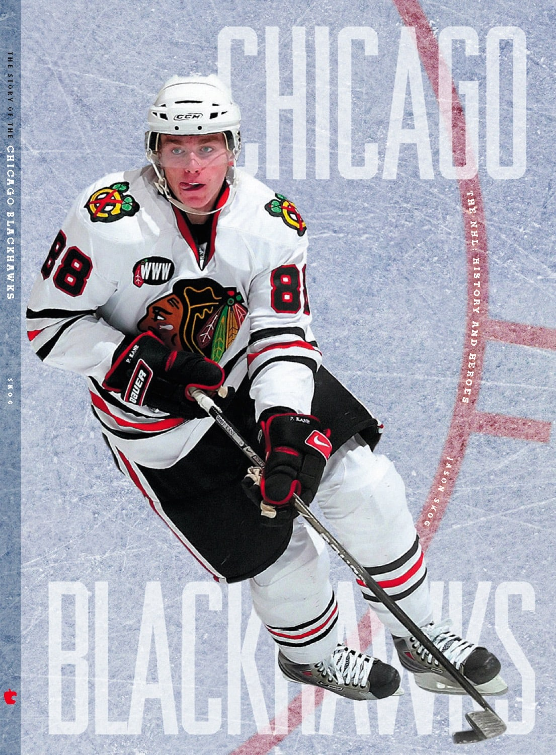 The NHL: History and Heroes: The Story of the Chicago Blackhawks