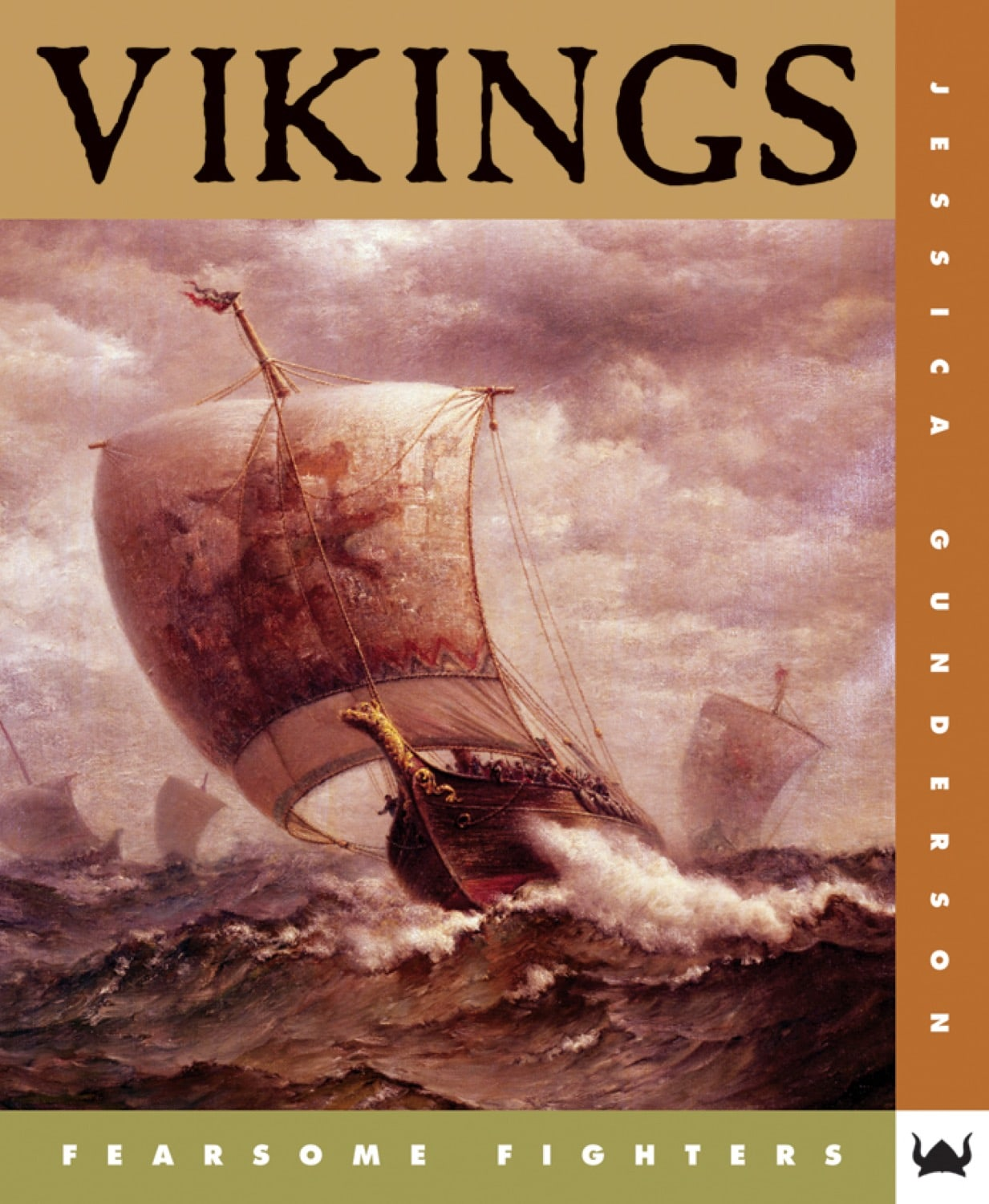 Fearsome Fighters: Vikings
