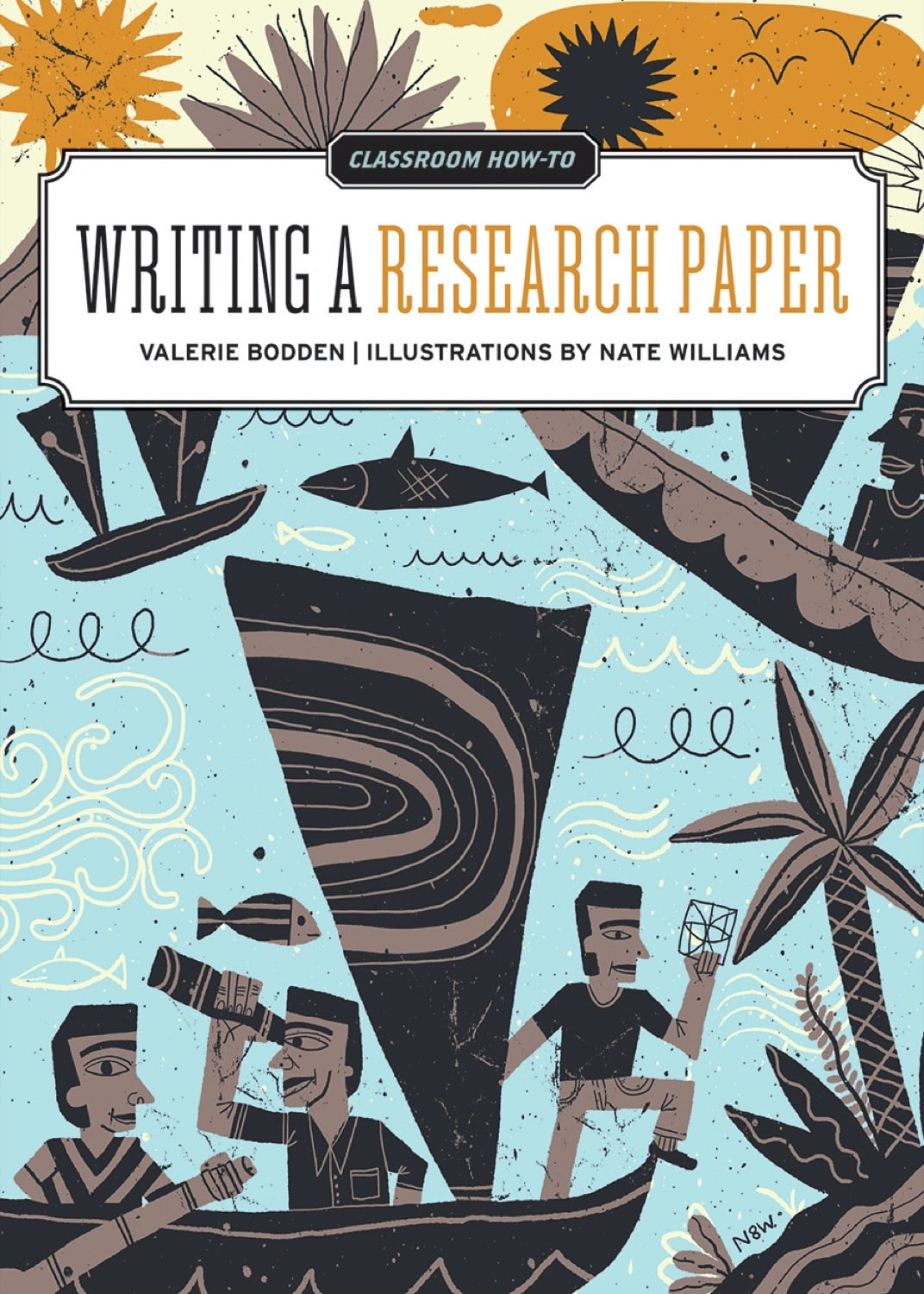Classroom How-To: Writing a Research Paper