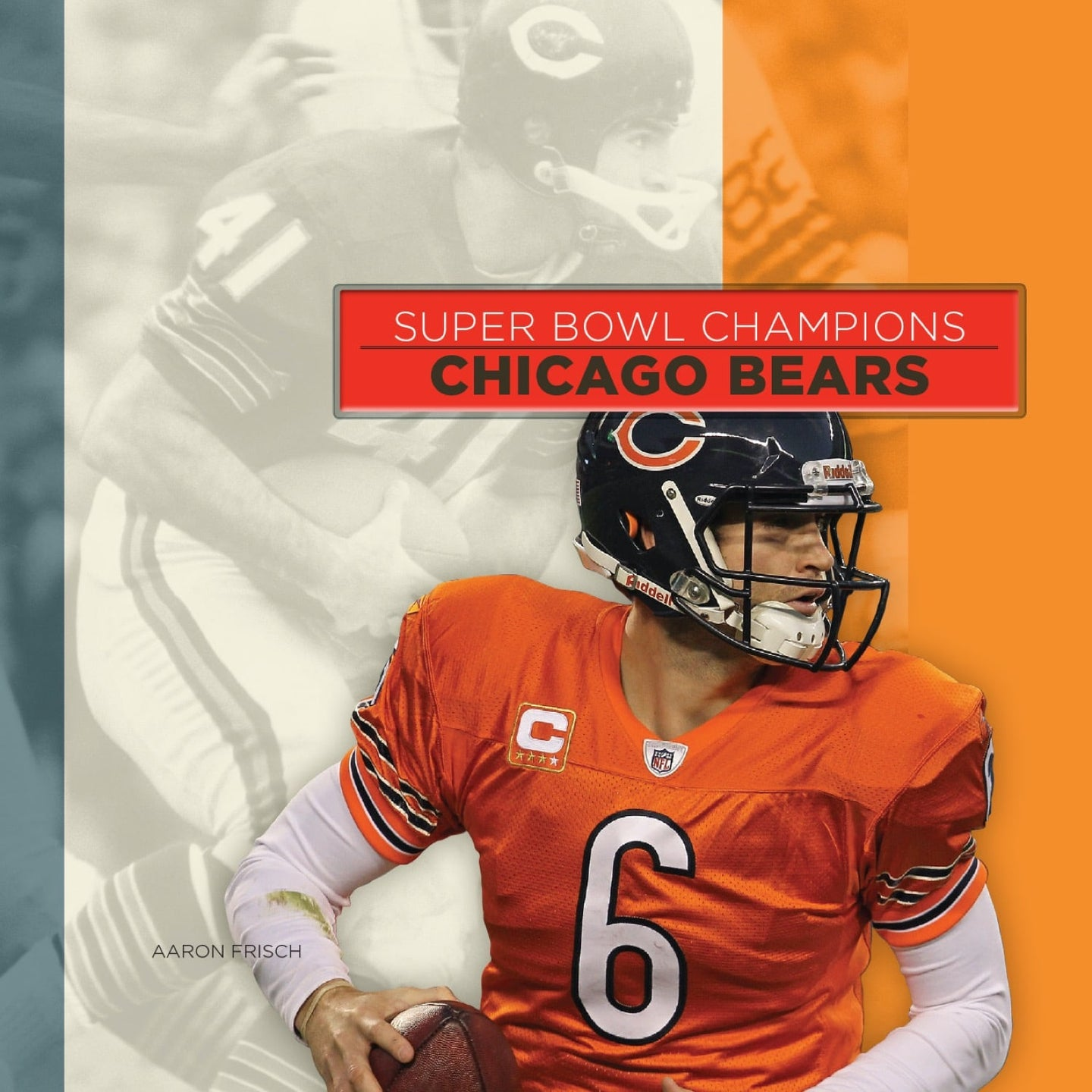 Super Bowl Champions: Chicago Bears