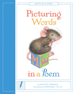 Write Me a Poem: Picturing Words in a Poem