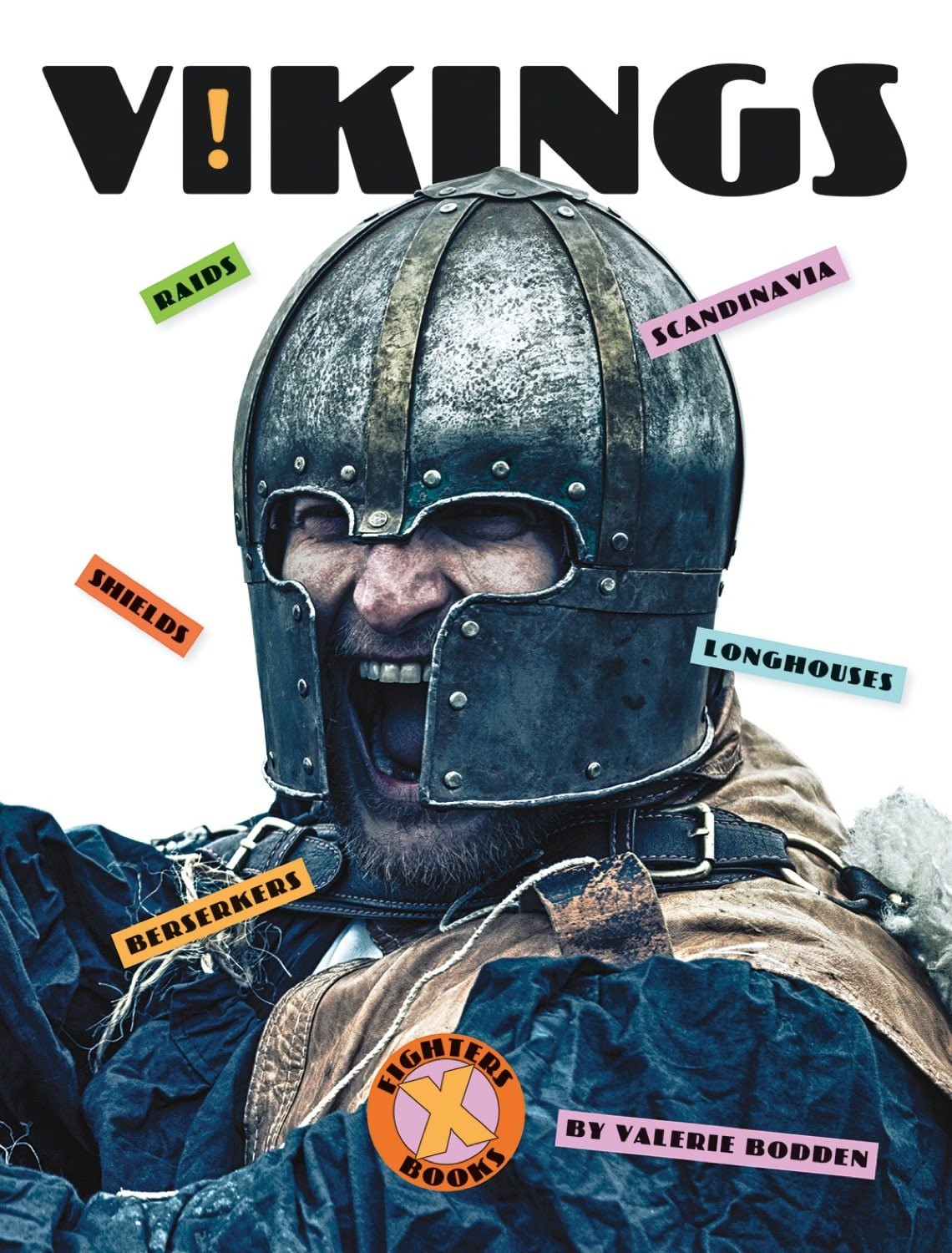 X-Books: Fighters: Vikings