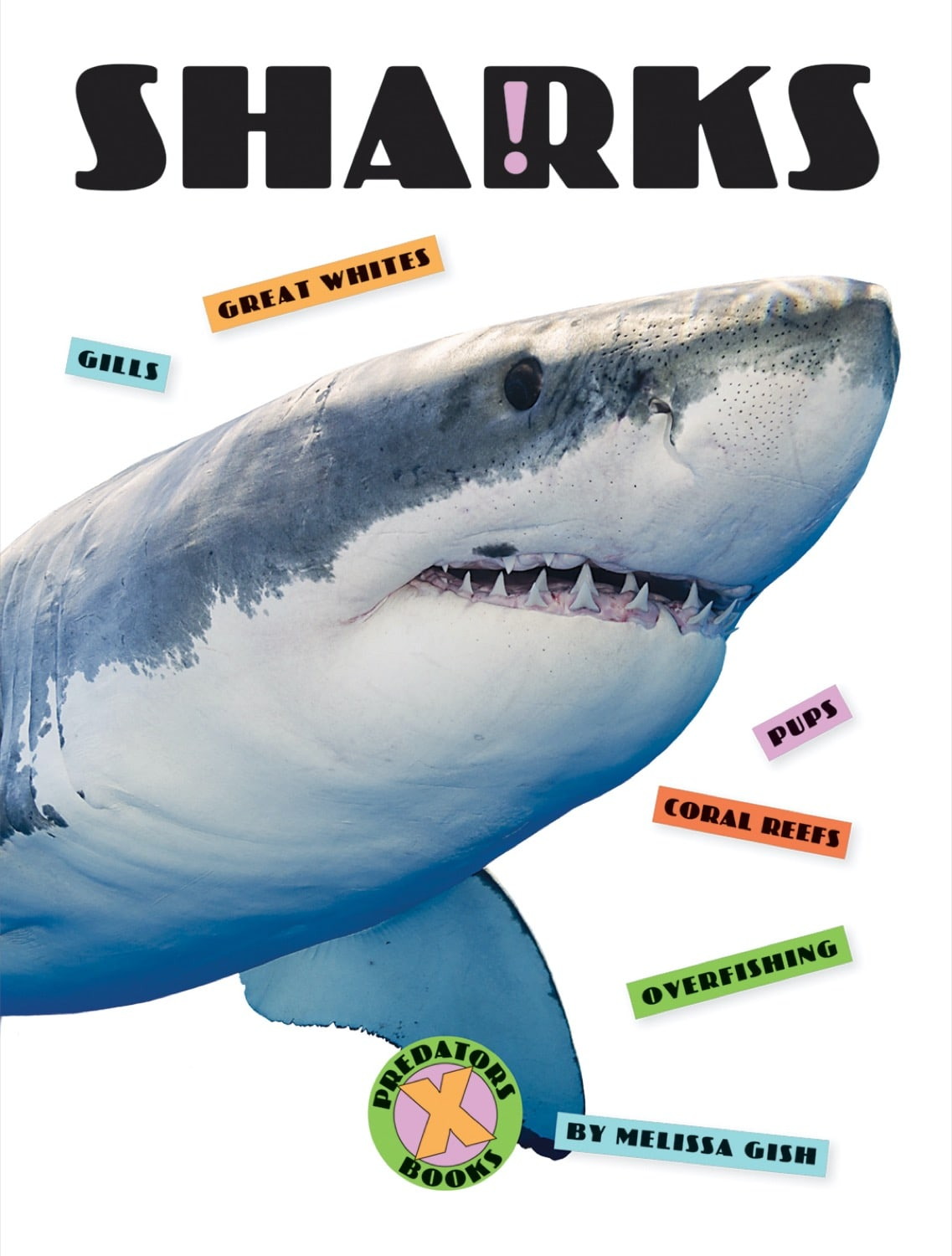 X-Books: Predators: Sharks
