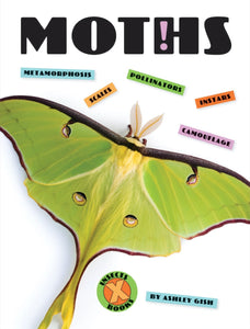 X-Books: Insects: Moths