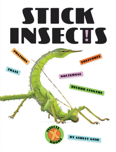 X-Books: Insects: Stick Insects