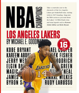NBA Champions: Los Angeles Lakers