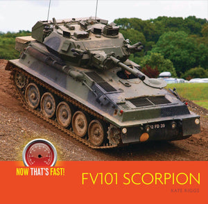 Now That's Fast!: FV101 Scorpion