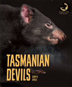 Creatures of the Night: Tasmanian Devils