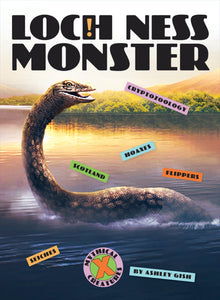 X-Books: Mythical Creatures: Loch Ness Monster