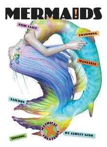 X-Books: Mythical Creatures: Mermaids