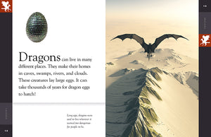 Amazing Mysteries: Dragons