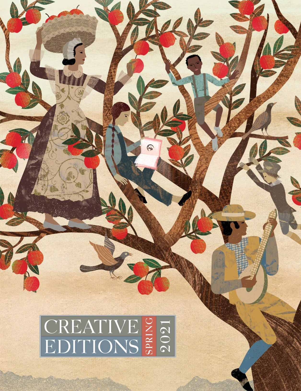 Creative Editions Spring 2021 Catalog