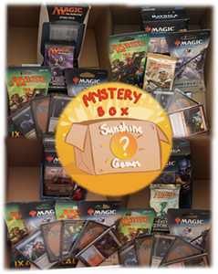 Magic: The Gathering Card Mystery Box