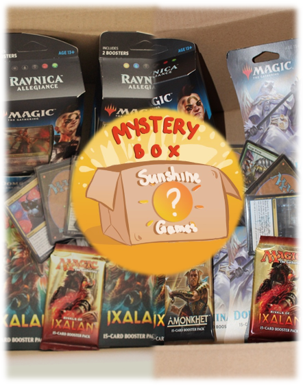Magic: The Gathering Card Mystery Box (Extra Large)