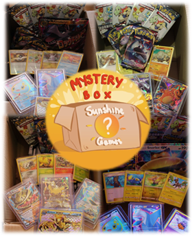 Pokémon Card Mystery Box