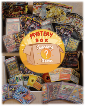 Pokemon Card Mystery Box (Megabox)