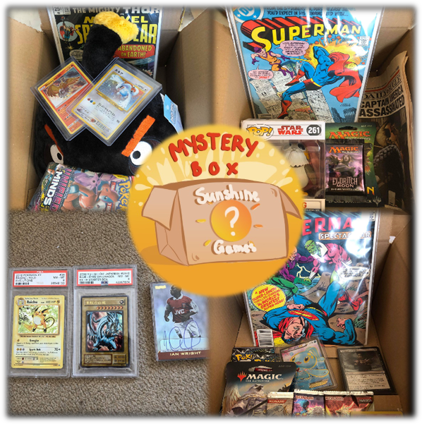 Nostalgia Box (Medium)