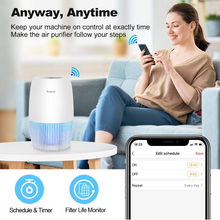Load image into Gallery viewer, Tendomi Smart Air Purifier TP12S