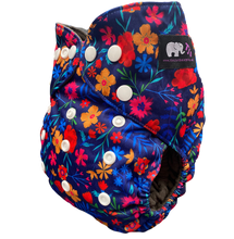 Load image into Gallery viewer, TJs  Reusable Pocket Nappy (One Size)