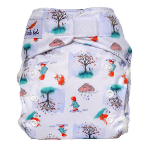Tickle Tots 2s Nappy (One Size)