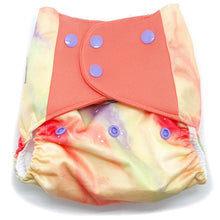 Load image into Gallery viewer, Little LoveBum Popper & Pocket Nappy (One Size)