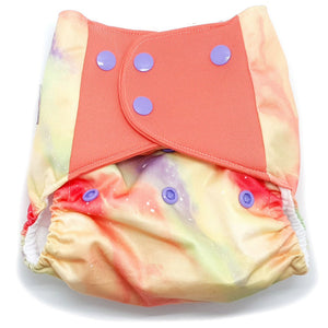 Little LoveBum Popper & Pocket Nappy (One Size)