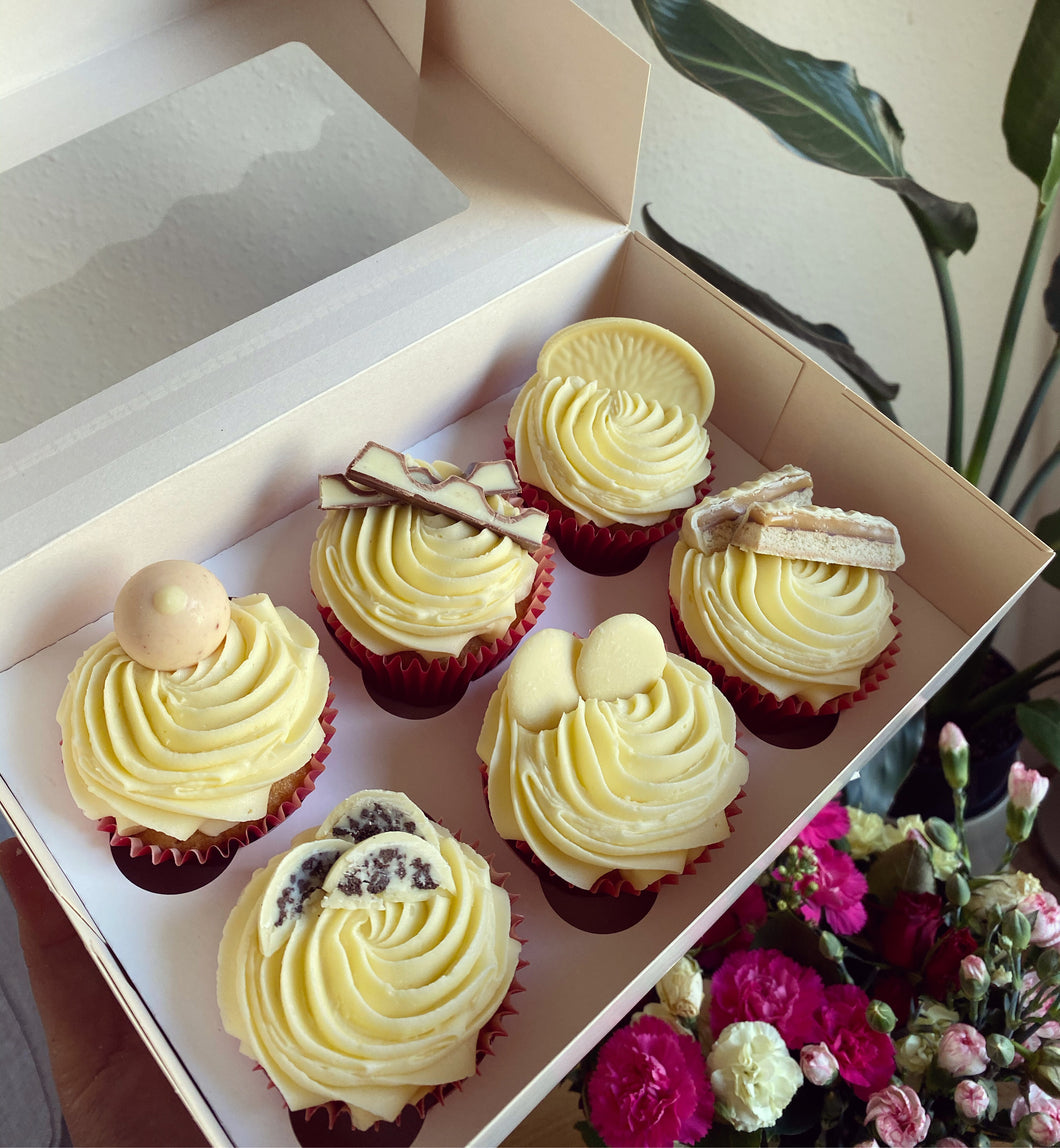 * NEW * Create your own Cupcake Box (6 box)