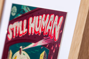 Still Human small Comics