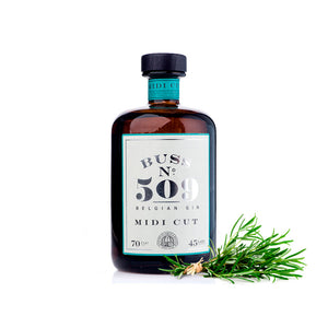 Buss No 509 Midi Cut Gin, 700ml