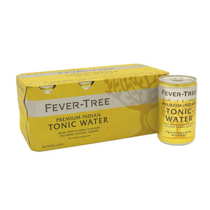 Fever-Tree Premium Indian Tonic Water 8 x 150 ml