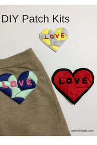 Embroider Your Own Patches