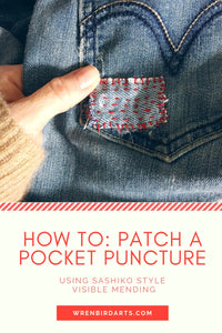 Patching a Pocket Puncture