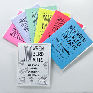 DIY Embroidery Patterns & Kits