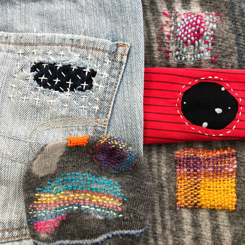 Patching and Darning