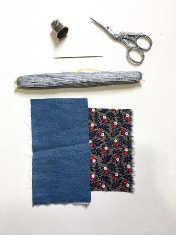 Sashiko: What you'll need