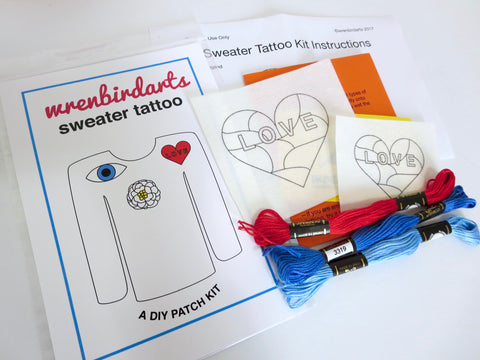 DIY Patch Making Kit