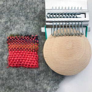 Mini-Loom Surface Darning Machines